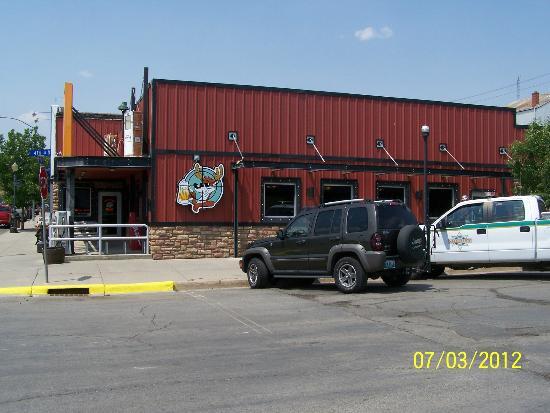 Buck's Sports Grill: Buck's