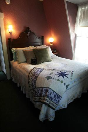 Inn Victoria: Our Room.....Prince Leapold