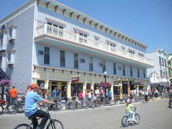 Murray Mackinac Island Hotels