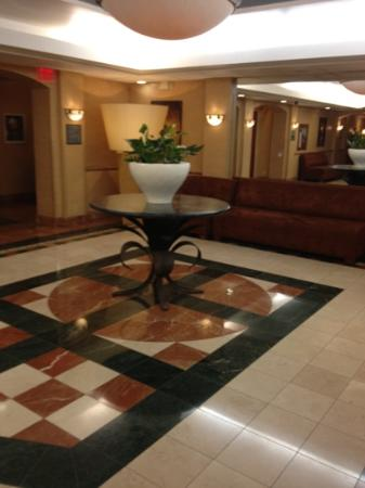 Hollywood Hotel: lobby
