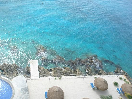 El Cantil Condo Resort: Nice view