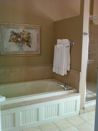 The Delafield Hotel: Bathroom