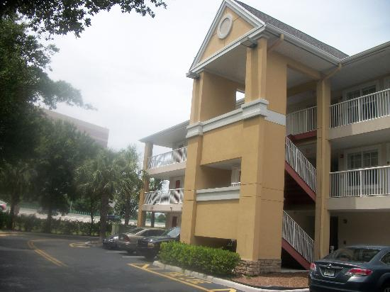 Extended Stay America - Fort Lauderdale - Cypress Creek - Andrews Ave.: Back of Property