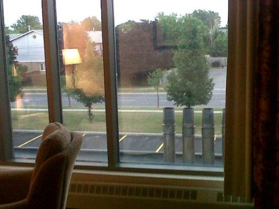 Best Western Plus The Arden Park Hotel: Panorama view from sitting room