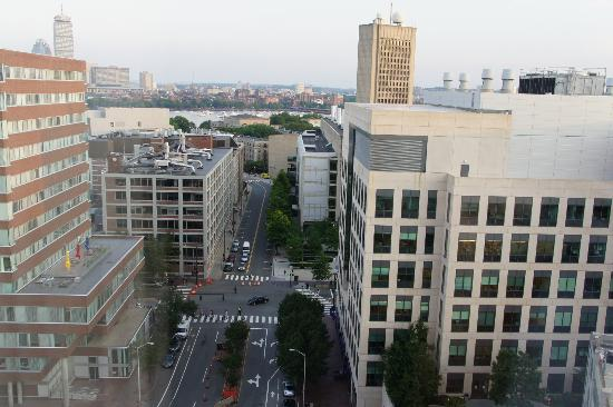 Residence Inn Boston Cambridge: View from Rm 1618