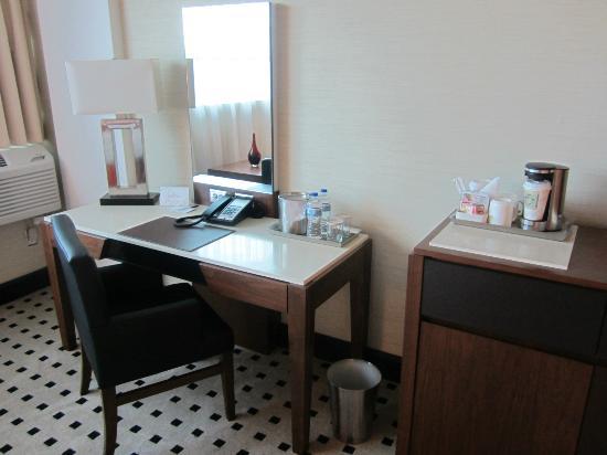 Radisson Hotel Menomonee Falls: Desk Area