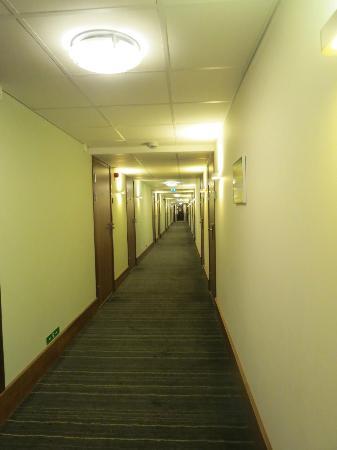 Scandic Norra Bantorget: Hallway