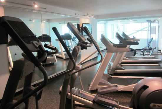 Radisson Hotel Menomonee Falls: Gym