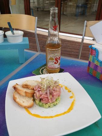 Baremar cantina & seafood: Tuna tartar