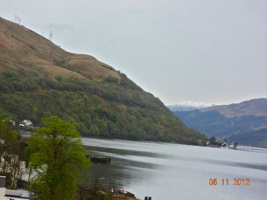 Loch Long Hotel : just pretty