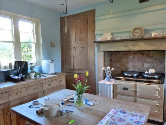 High Lodge Farm: Kitchen