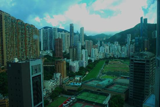 BEST WESTERN Hotel Causeway Bay: race course of hong kong