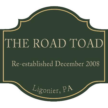 The Road Toad: Re-established in December 2008!