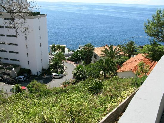 Madeira Regency Cliff: View from Hotel Grounds