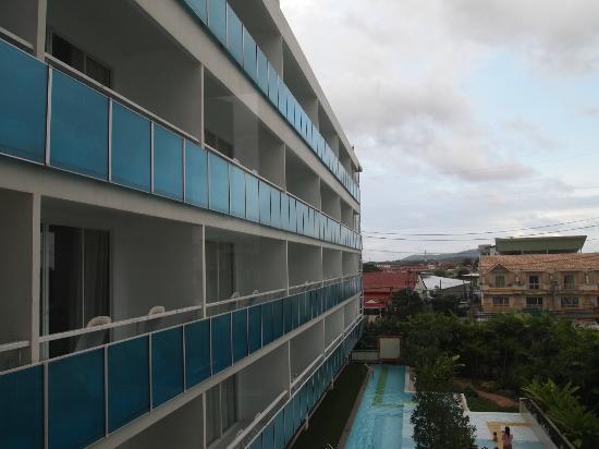 New Dara Boutique Hotel & Residence: Dara Hotel Phuket