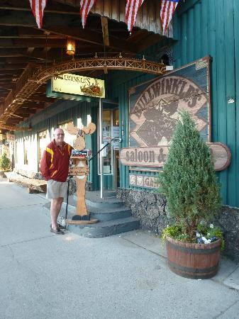 Bullwinkle's Saloon and Eatery: Bullwinkle's