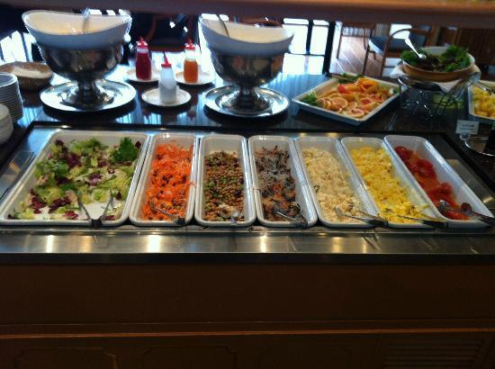 Narita Excel Hotel Tokyu: hotel breakfast