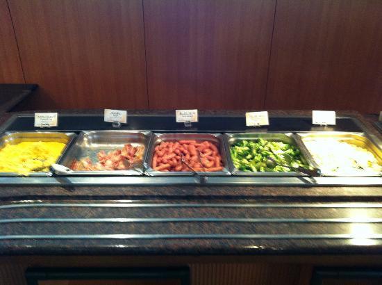 ناريتا اكسل هوتل طوكيو: hotel breakfast