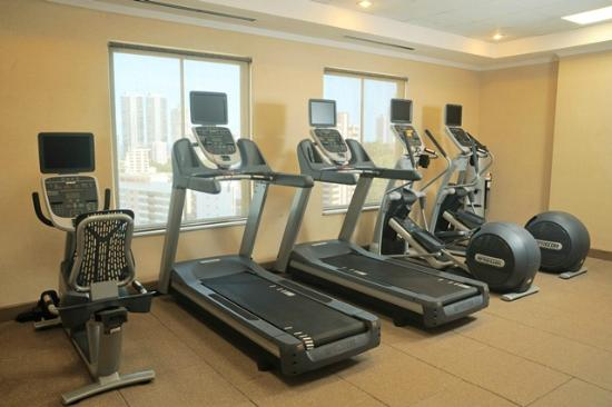 Hilton Garden Inn Panama: Fitness Center