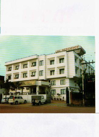 Satna, Indien: Hotel Uma Residency