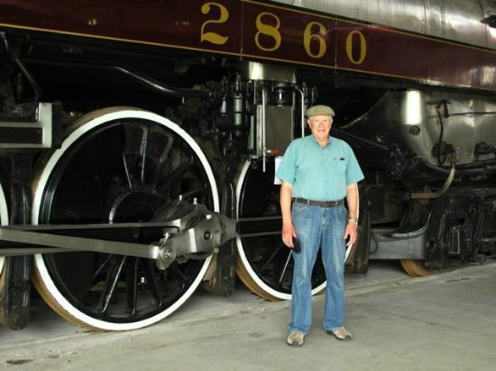 West Coast Railway Heritage Park: Big Wheels