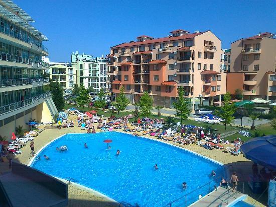 Ivana Palace Hotel Sunny Beach Reviews