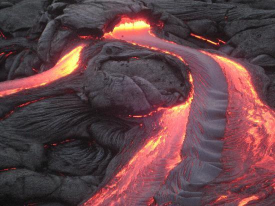 Kalapana Cultural Tours: lava flows 