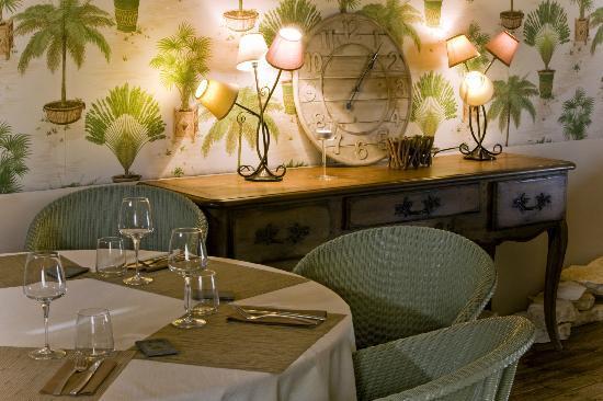 Le Massou : Restaurant