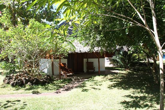 Explora Village: Typical bungalow