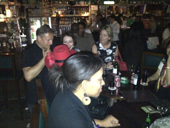 Druid's Irish Pub & Restaurant : More winos later at night