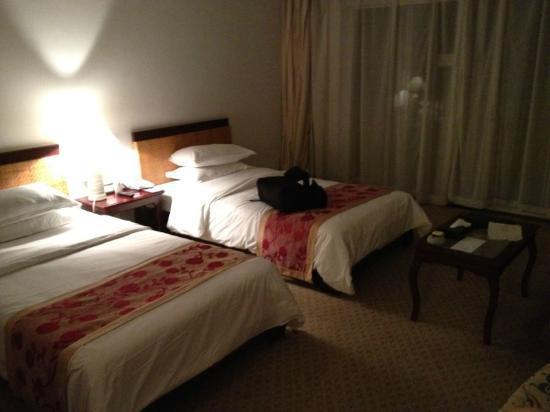 Dianchi Garden Hotel & Spa : My room