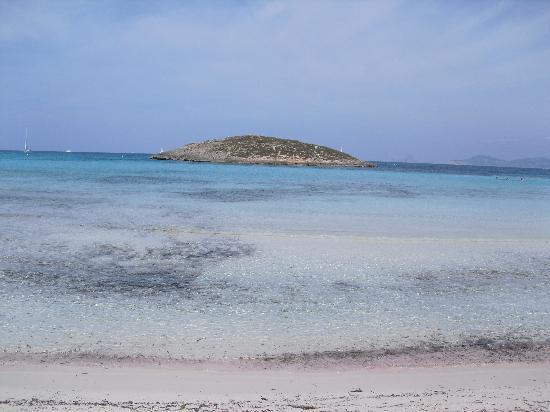 Strand Playa de ses Illetes: Illetes 1
