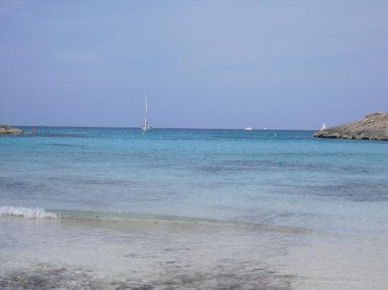 Strand Playa de ses Illetes: Illetes 2