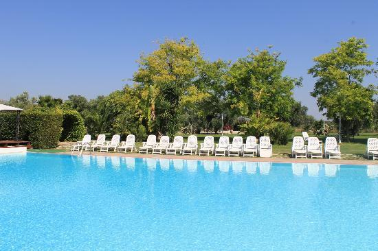 Valle di Mare Country Resort: Piscina
