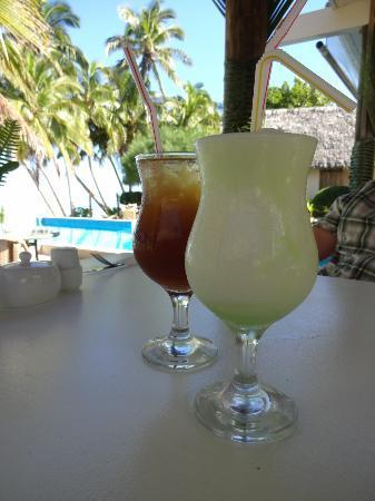 Little Polynesian Resort: Lunch