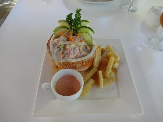 Little Polynesian Resort: Lunch