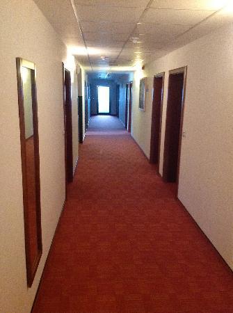 Best Western Hotel Stella: Corridors