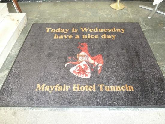 The story behind our room picture of mayfair hotel tunneln malmo