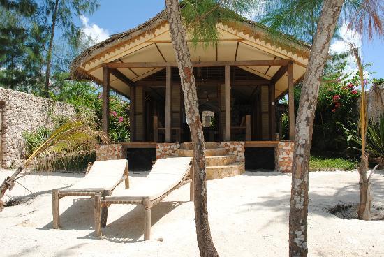 Seasons Lodge Zanzibar : Double beachfront Villa