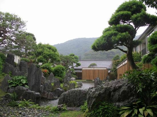 Kagetsutei: 石庭