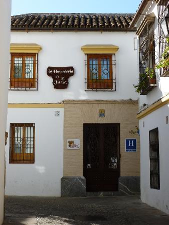 Hotel La Llave de la Jurderia: Entrée de l'hôtel