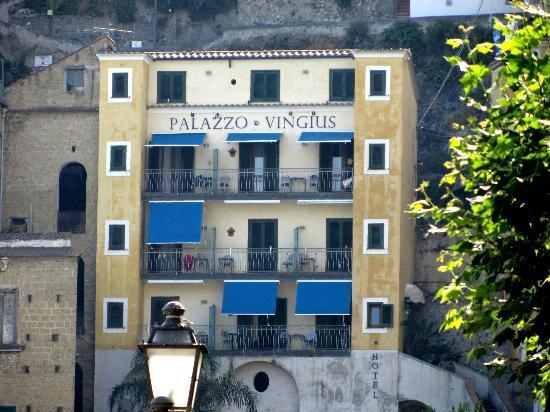 Palazzo Vingius: Hotel