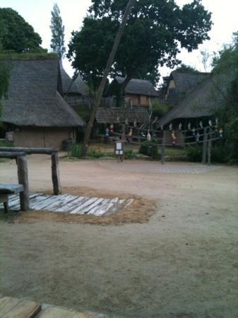 Parc du Radome