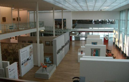 Musée des Beaux-Arts André Malraux : Expo France & Restaurant à l'étage