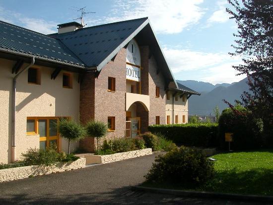 Cran-Gevrier, Γαλλία: Hôtel Première Classe Annecy Sud