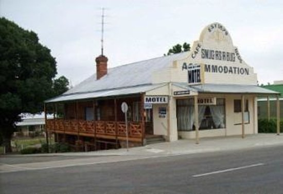 Omeo, Australia: Reception and Guest House