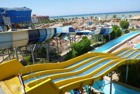 Titanic Palace Hotel Aquapark In Hurghada