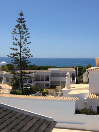 Torre Velha Hotel: view from room