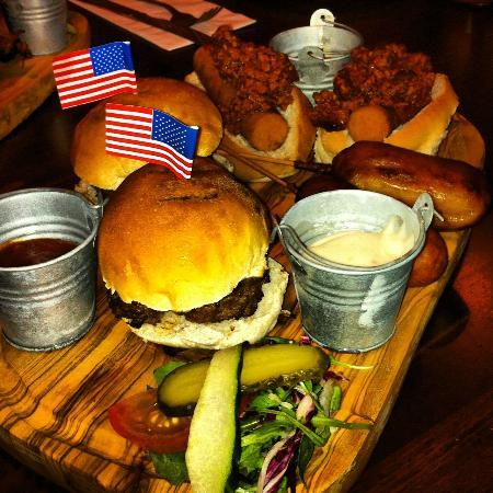 Philly sandwich picture of buffalo jacks american bar and grill liverpool tripadvisor - Buffalo american bar and grill ...