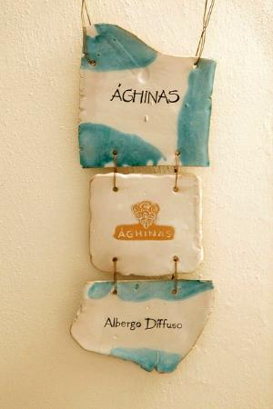 Albergo Diffuso Aghinas : logo hotel